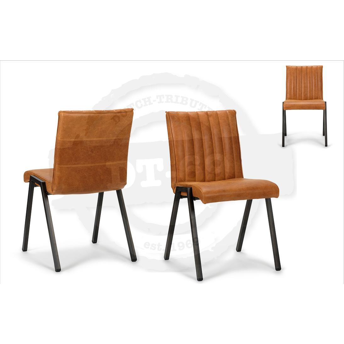 Industrial Design Stuhl Line - ohne Armlehnen S001