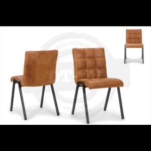 Industrial Design Stuhl Check - ohne Armlehnen S005