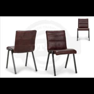 Industrial Design Stuhl Beam - ohne Armlehnen S007