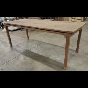 Antiker unbehandelter Tisch - C026