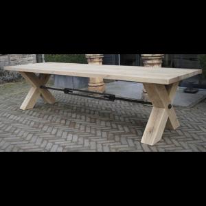 Industrie Design Eiche Tisch Raw G001