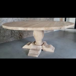 Runder Refektoriums Tisch - Stammtisch G020