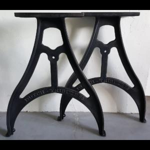 Industrie Design Tischgestell, Gusseisener Beine, nur die Beine - IND132-LOS