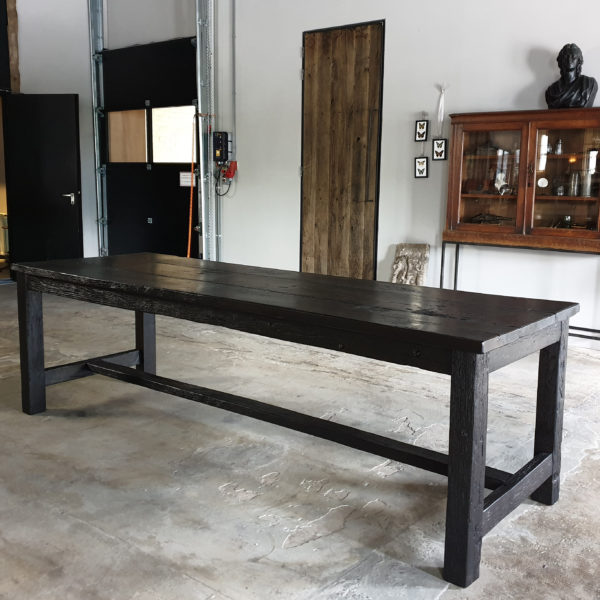 Landhaus Tisch altholz Eiche - H004
