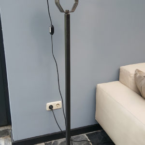 Industrie Design Strahler | Studio-Lampe X18