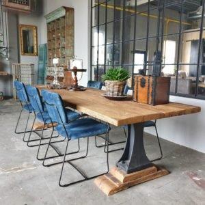 Stuhl Terence – ohne Armlehnen - S22