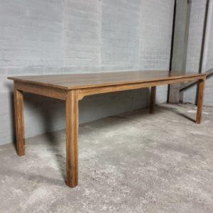 Antique farmhouse table - C036