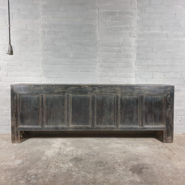 Vintage Sideboard, Getreide vorratschrank - D021