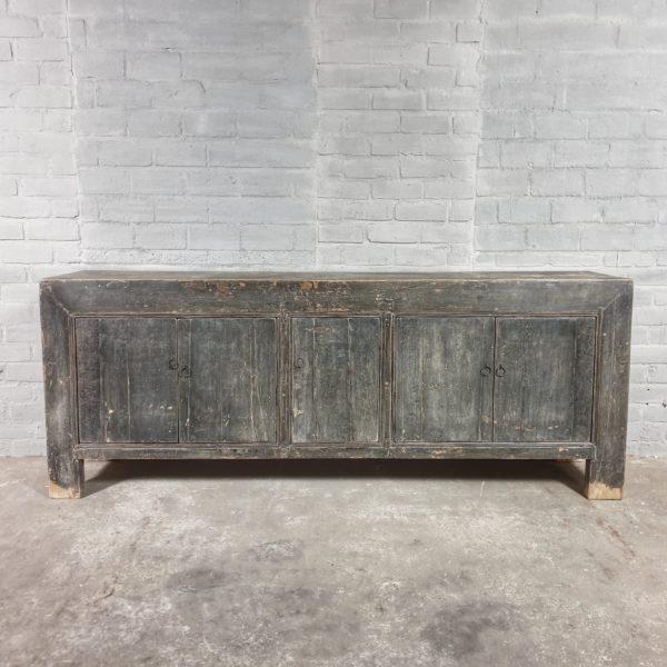 Vintage Sideboard, Getreide vorratschrank - D022