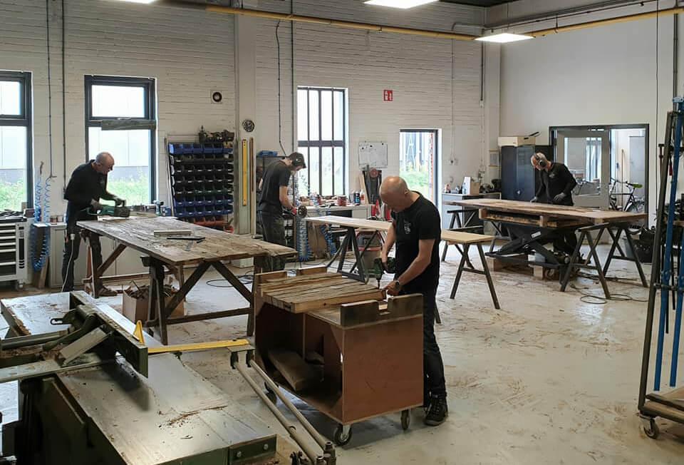 Werkstatt Holz