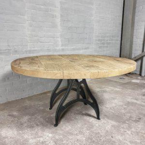 runder-industrie-design-tisch-altholz-eiche-6cm-dick-ind739-01