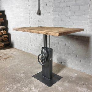 Industrie Design Bistrotisch höhenverstellbar – IND771